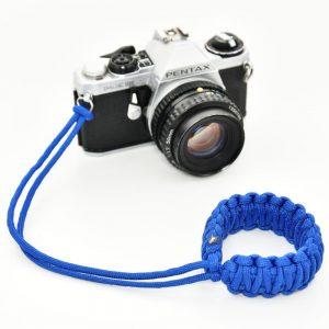 بند دوربین مچی پاراکورد آبی