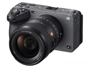 دوربین جدید سونی sony FX3