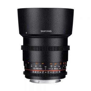لنز سینمایی سامیانگ Samyang 85mm T1.5 Canon