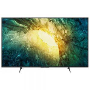 تلویزیون ال ای دی هوشمند سونی مدل 65X7500H سایز 65 اینچ
