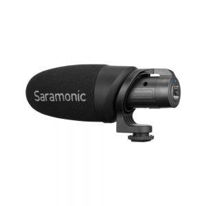 میکروفن روی دوربین سارامونیک CamMic