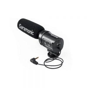 میکروفن روی دوربین سارامونیک SR-M3