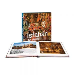 کتاب عکس من اصفهان را دوست دارم/اسپانیایی
