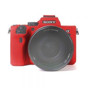 کاور دوربین قرمز مشابه اصلی SONY A9II/A7RIV Cover