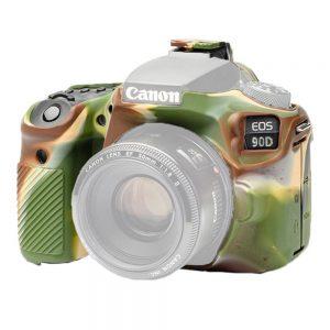 کاور دوربین ژلهای استتار مشابه اصلی Canon 90D Cover