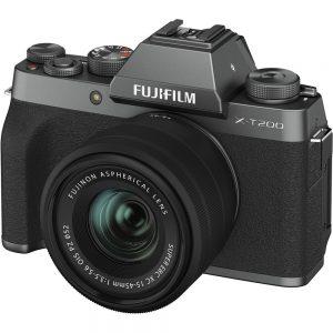 دوربین بدون آینه فوجی FUJIFILM X-T200 Mirrorless Camera kit 15-45mm