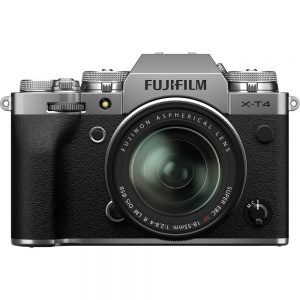 دوربین بدون آینه فوجی FUJIFILM X-T4 + لنز 18-55 میلیمتر