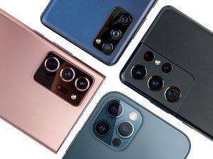 راهنمای جامع دوربین موبایل