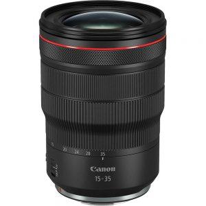 لنز بدونآینه کانن RF 15-35mm f/2.8L IS USM