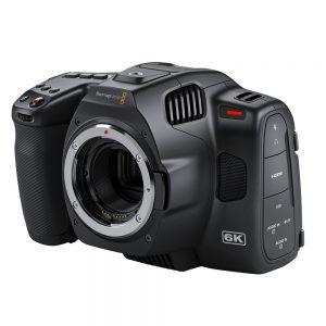 دوربین فیلم برداری بلک مجیک Pocket Cinema Camera 6K pro