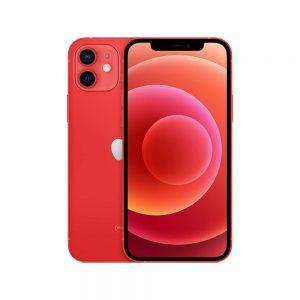 گوشی اپل iPhone 12 A2404 دو سیم کارت 256 گیگابایت قرمز