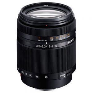 لنز سونی Sony DT 18-250mm f/3.5-6.3