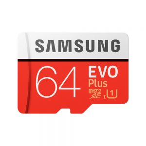 میکرو اس دی سامسونگ Evo Plus 64GB MB-MC64HA/AM U1