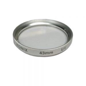 فيلتر کونيکس Konix uv 43mm