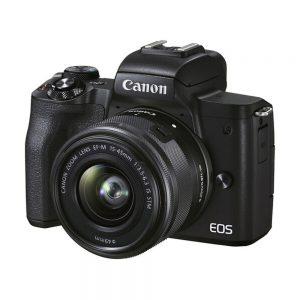 دوربین کانن Canon EOS M50 II kit 15-45mm