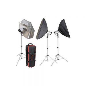 کیت فلاش دیجیتال استدیو 160 Kit