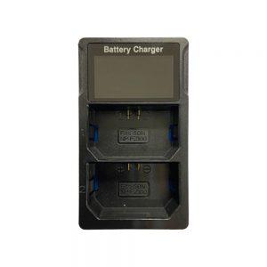 شارژر سونی مشابه اصلی DUAL USB CHARGER for NP-FZ100