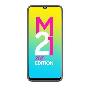 گوشی Galaxy M21 2021 دو سیم ظرفیت 64 / رم 4 - آبی