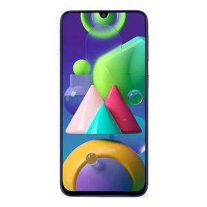 گوشی Galaxy M21 دو سیم ظرفیت 64 / رم 4 - آبی