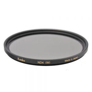 فیلتر لنز کنکو 77mm ND4