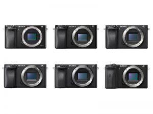 راهنمای خرید دوربینهای سری 6000a سونی