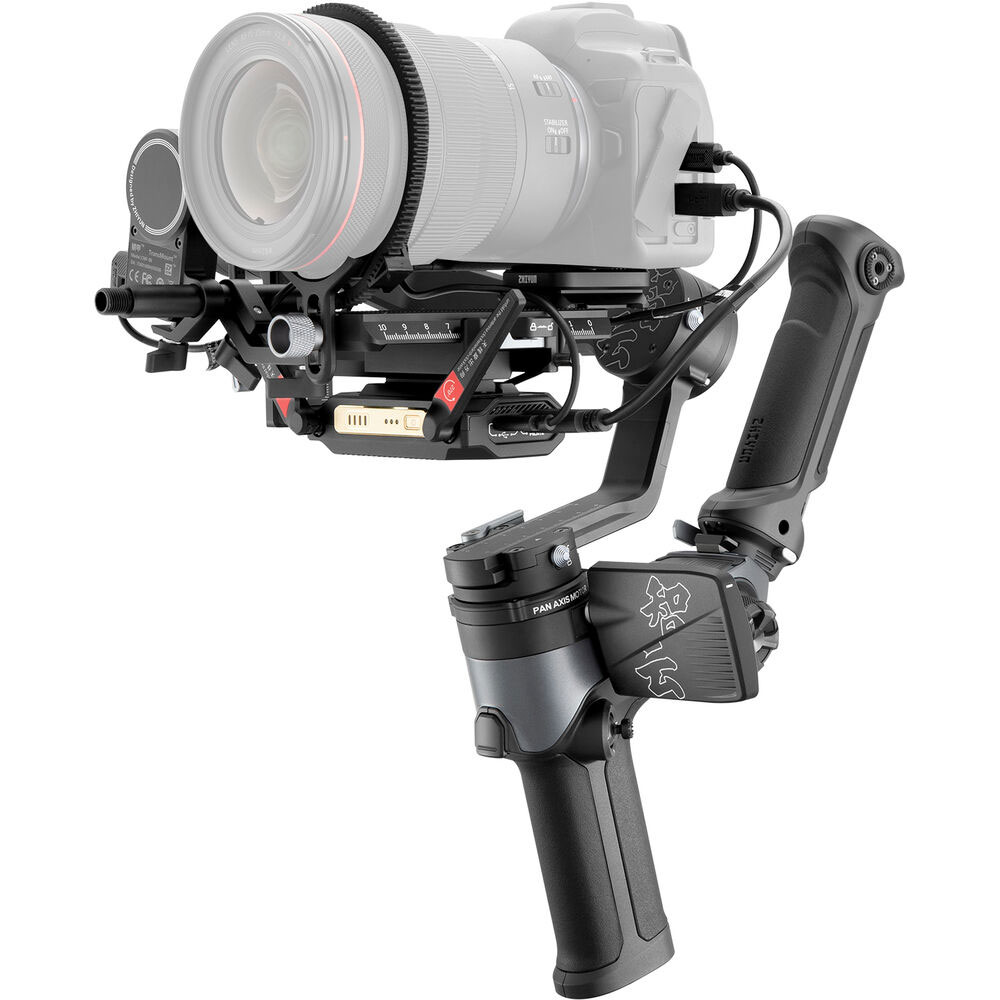 گیمبال دوربین ژیون تک Zhiyun WEEBILL 2 Pro Kit