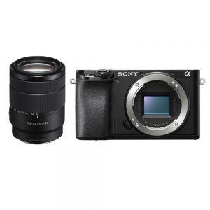 دوربین بدون آینه سونی Alpha a6100 kit 18-135mm f/3.5-5.6 OSS